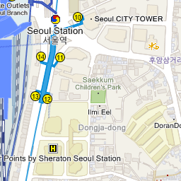 Seoul Station Subway Map.Seoul Station 서울역 Official Korea Tourism Organization