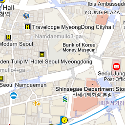 Seoul Subway Map 2018 Pdf.Namdaemun Market 남대문시장 Official Korea Tourism Organization